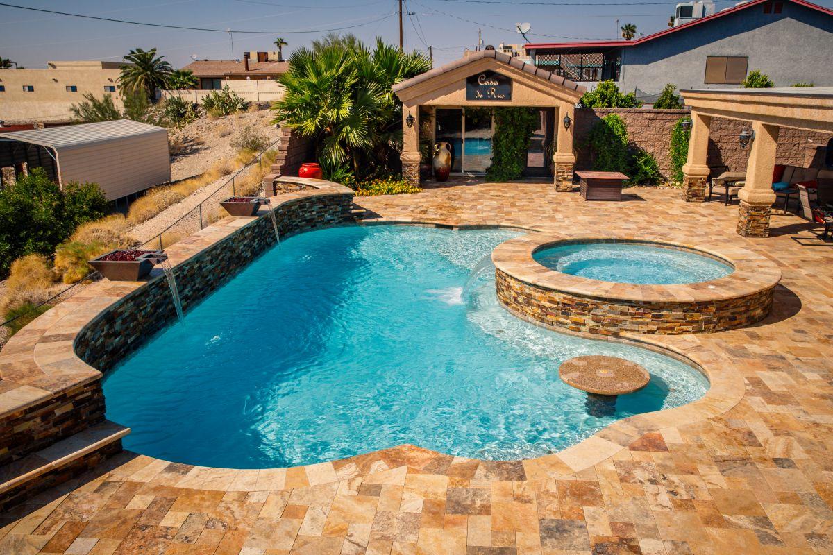 Lake Havasu Custom Swimming Pool Contractor Pool Builder