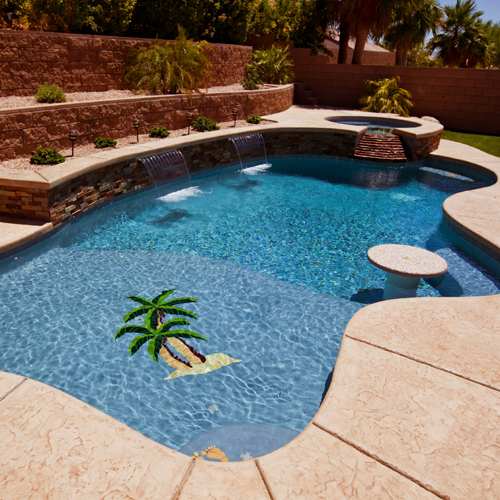 Lake Havasu Home Builder: Lake Havasu Custom Swimming Pool Contractor Pool Builder